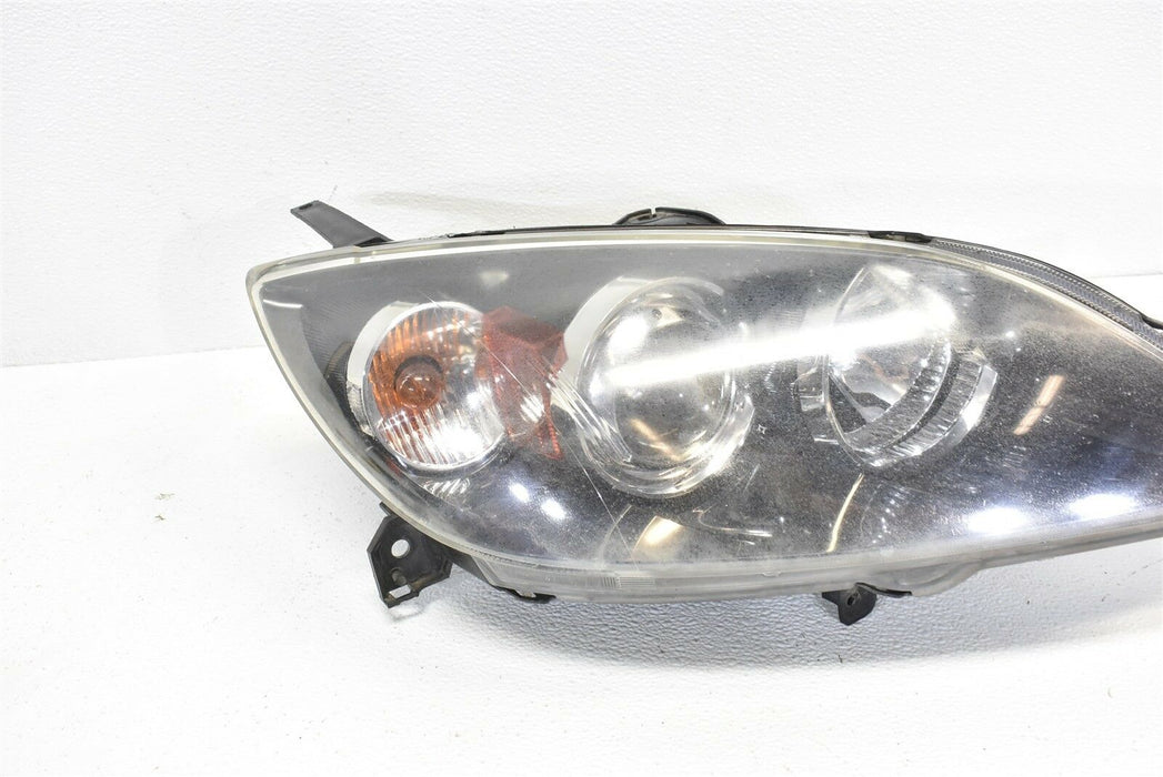 2007-2009 Mazdaspeed3 Headlight Lamp Right Passenger RH Mazda Speed3 MS3 07-09