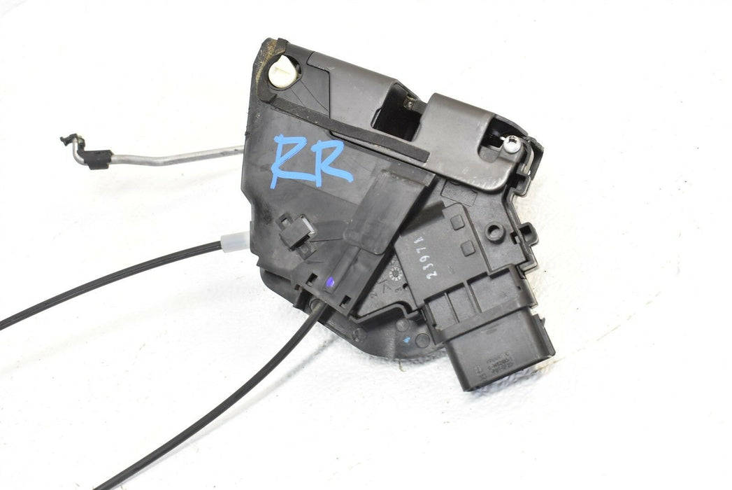 2007-2009 Mazdaspeed3 Door Lock Actuator Rear Right RH Mazda Speed3 MS3 07-09
