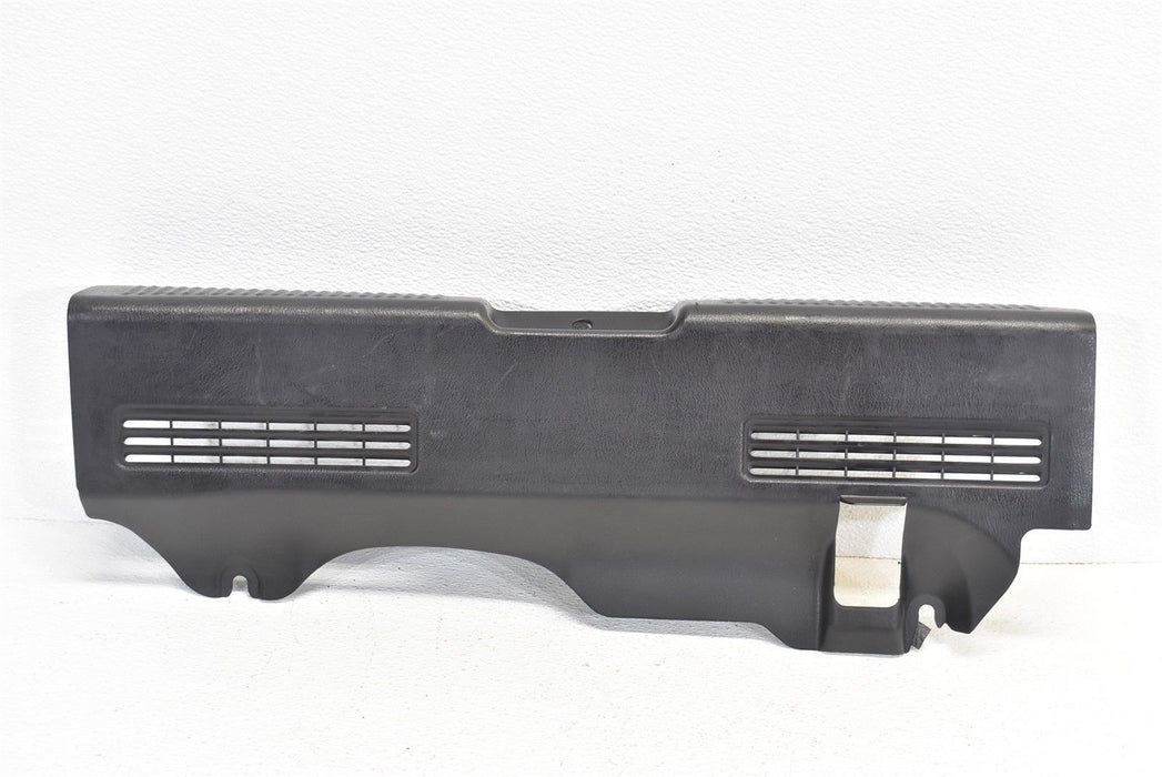 2005-2007 Subaru Impreza WRX Hatch Latch Sill Trim Cover OEM 05-07