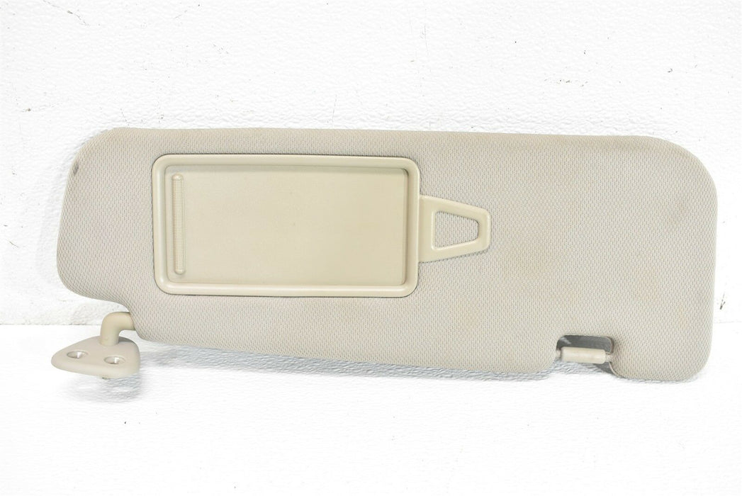 2009-2016 Hyundai Genesis Coupe Sun Visor Assembly Right Passenger RH OEM 09-16