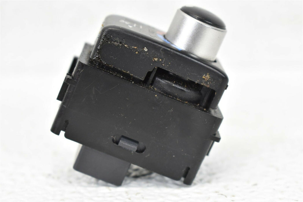 2009-2015 Nissan 370Z Heater AC Switch Button Air Conditioning OEM 09-15