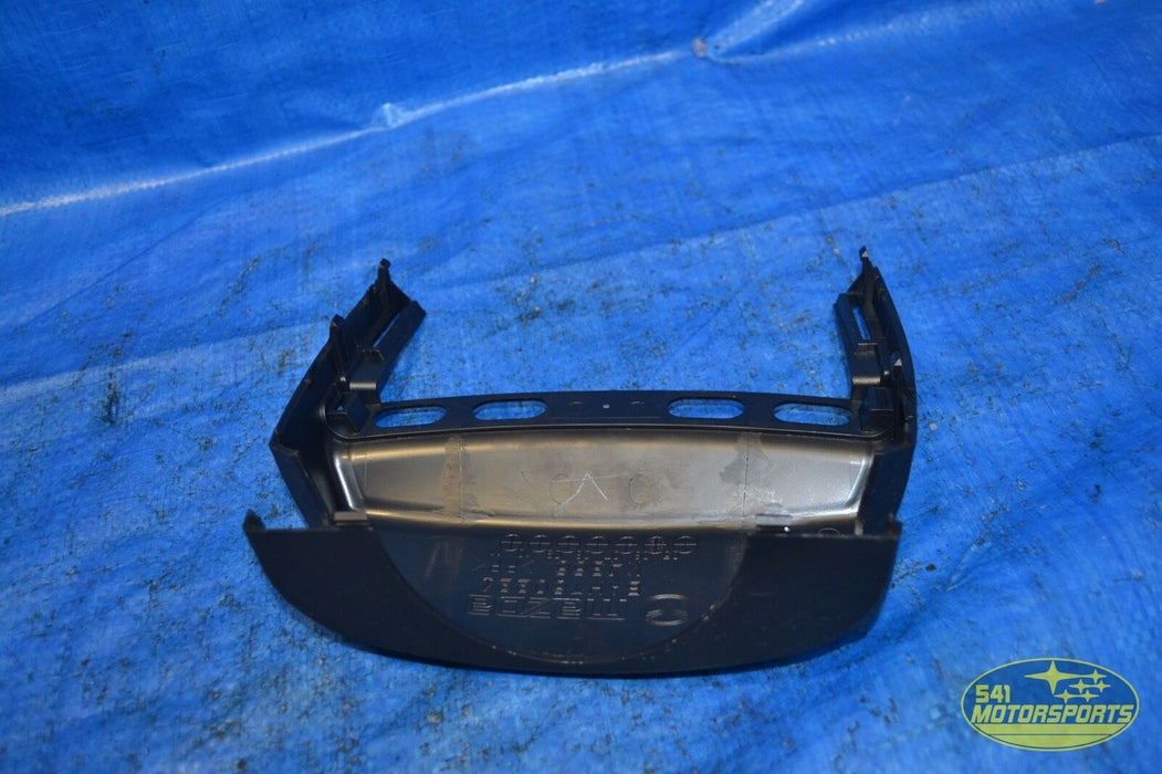 07-09 Mazdaspeed3 Upper Steering Column Cover Trim OEM MS3 Speed 3 2007-2009