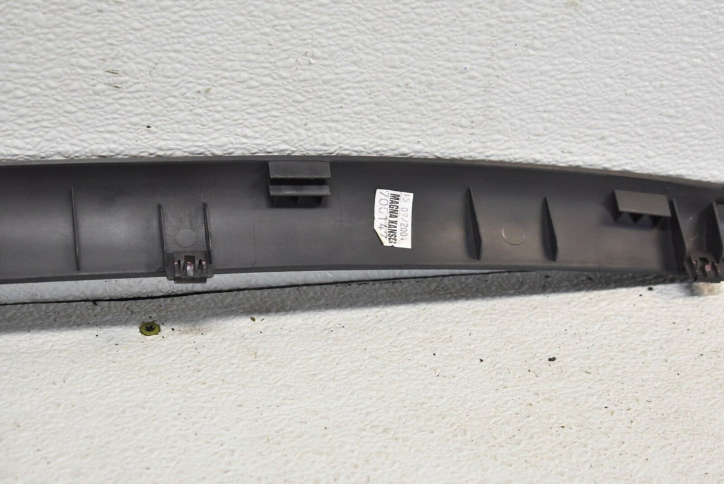 02-08 Mini Cooper S BMW Sill Trim Cover Panel 2002-2008
