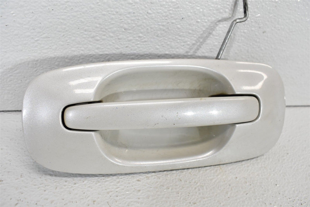 2002-2007 Subaru Impreza WRX STI Door Handle Exterior Rear Right Passenger RH