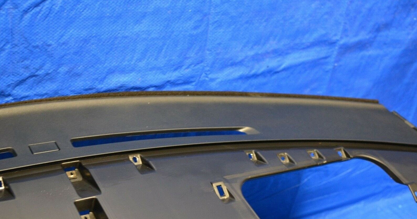 08-14 Mitsubishi Lancer Evolution X Dash Board Dashboard Black Cover Trim