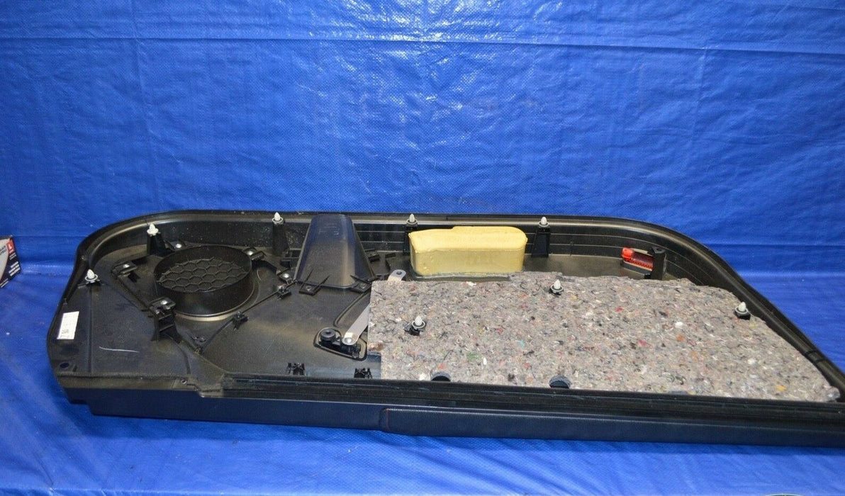 13-15 Scion FR-S Passenger Door Trim Panel Card Right Rh FRS 2013-2015