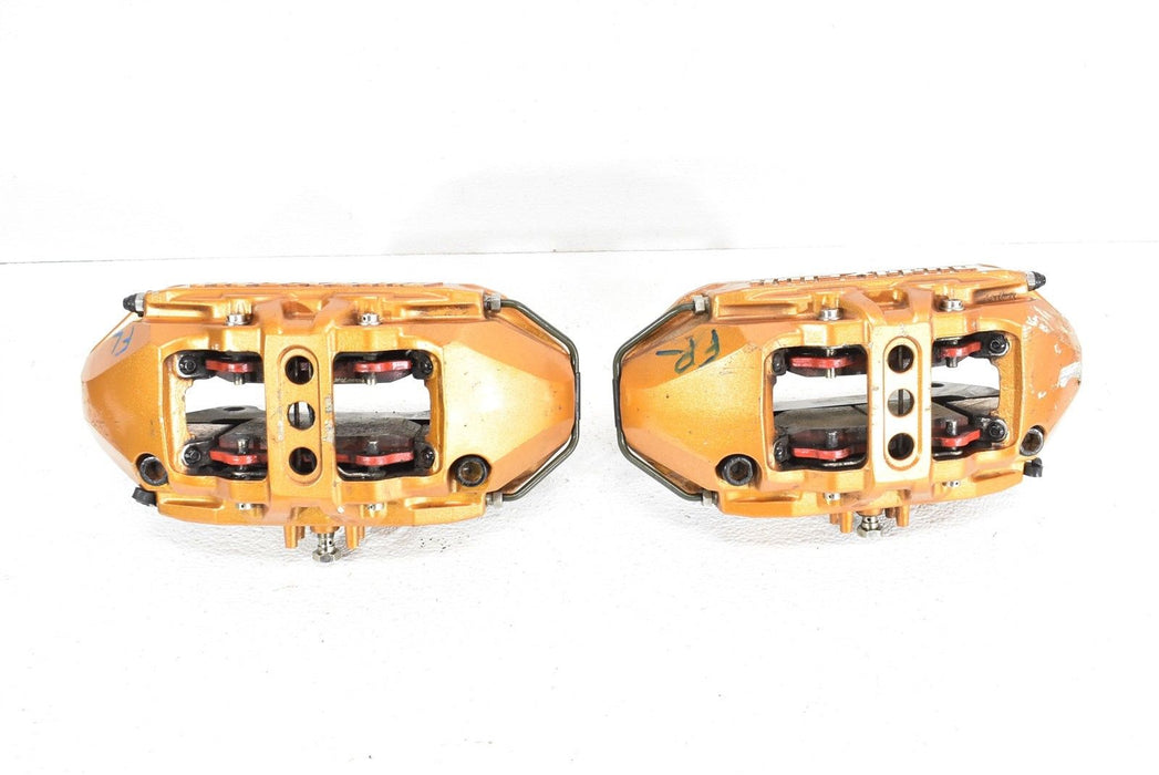 2012-2015 Honda Civic Si Sedan Buddy Club Front Caliper Pair 12-15