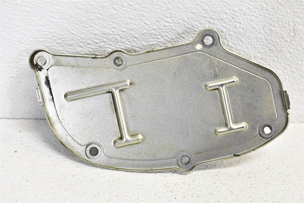 2004-2008 Subaru Forester XT Engine Oil Separator Cover Plate OEM 04-08