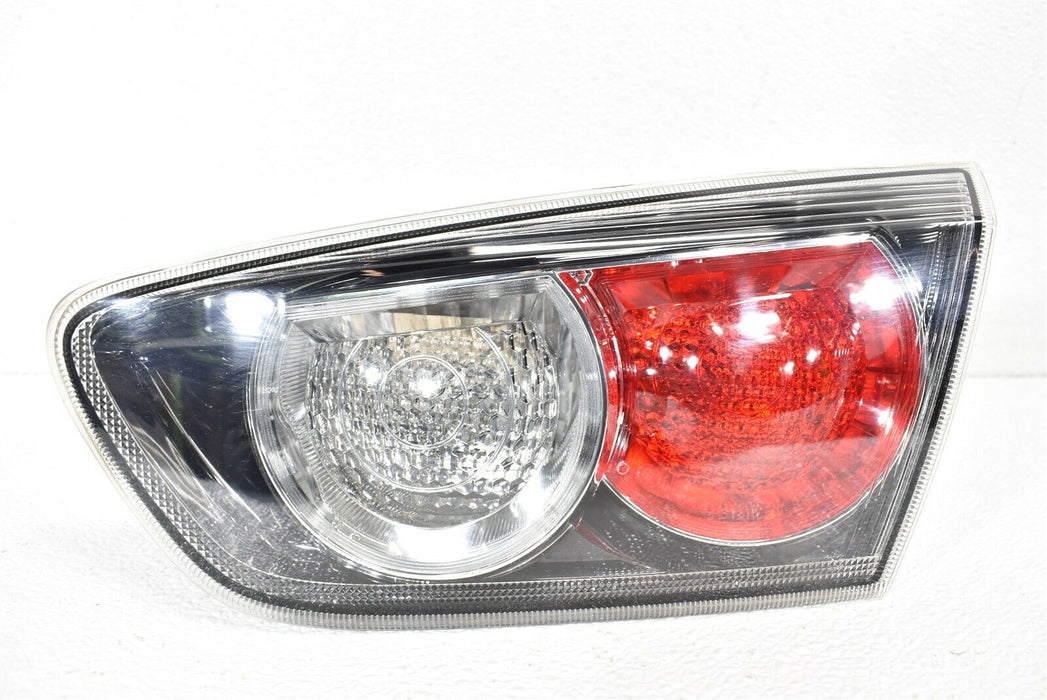 08-15 Mitsubishi Evolution X Rear Right Inner Trunk Tail Light EVO 2008-2015
