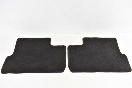 2010-2013 Mazdaspeed3 Rear Floor Carpet Mat Set of 2 Rear OEM Speed 3 Mats MS3