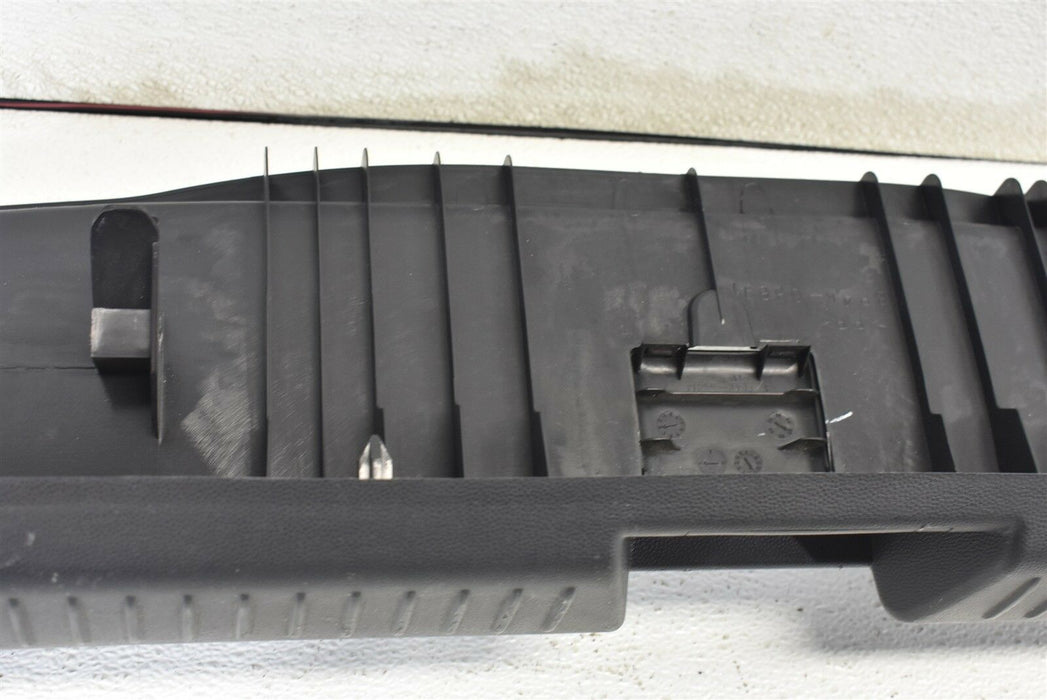 2007-2009 Mazdaspeed3 Speed 3 Hatch Luggage Plate Trim Cover Panel OEM 07-09
