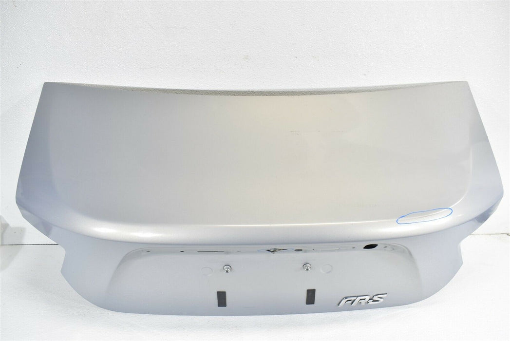 2013-2016 Scion FR-S Trunk Deck Lid Assembly OEM FRS BRZ 13-16