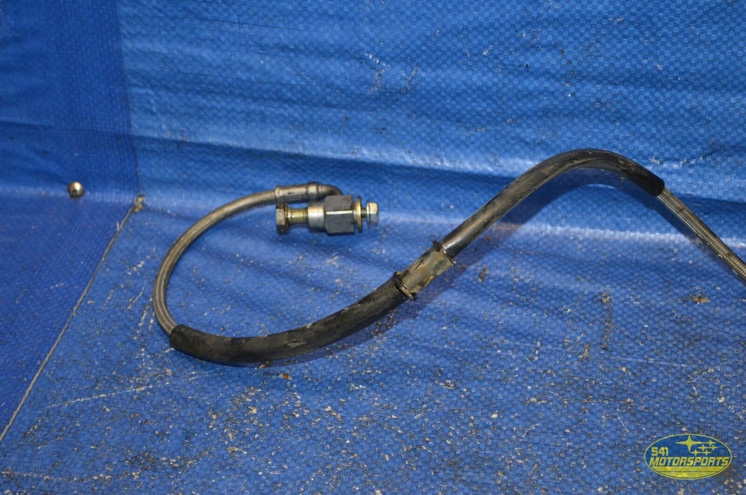 2009-2012 Piaggio MP3 250 Brake Line Set 09-12
