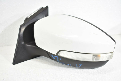 2012-2016 Ford Focus ST Side View Mirror Assembly Left Driver LH OEM 12-16