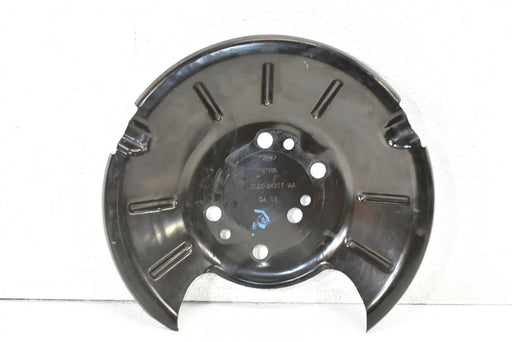 2011-2017 Ford Fiesta ST Rear Dust Cover Rotor Shield 11-17