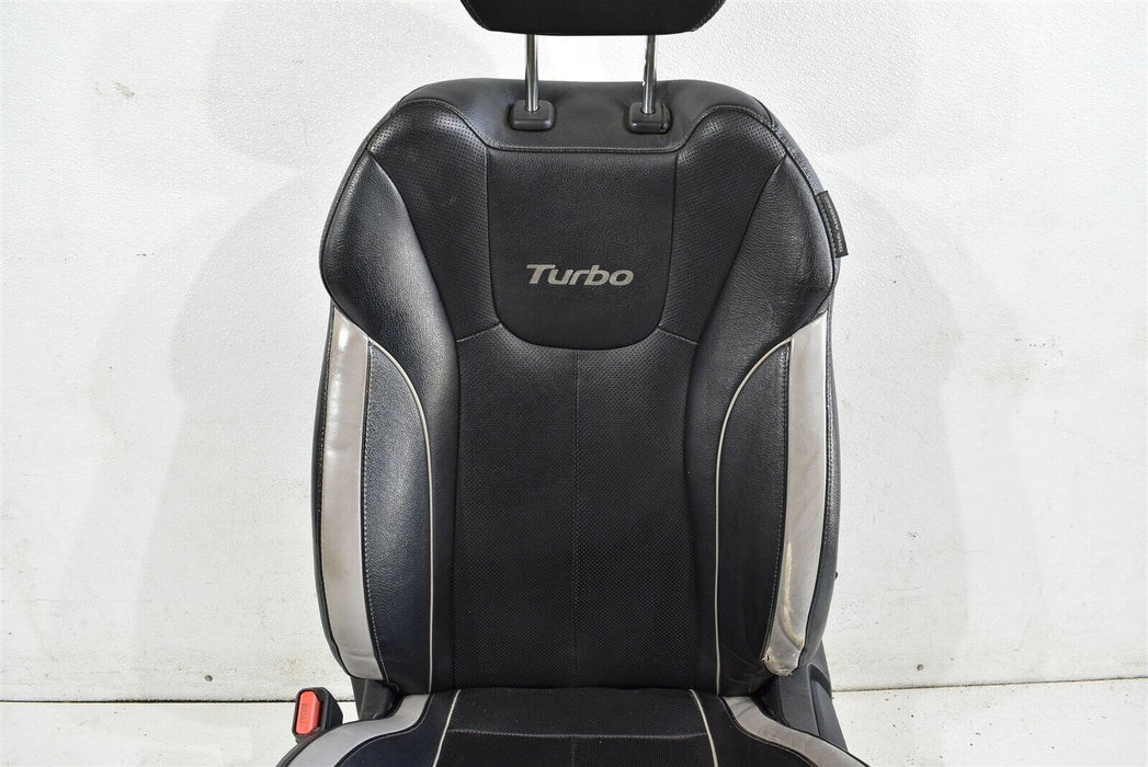 2013-2017 Hyundai Veloster Turbo Seats Seat Set Front & Rear OEM 13-17