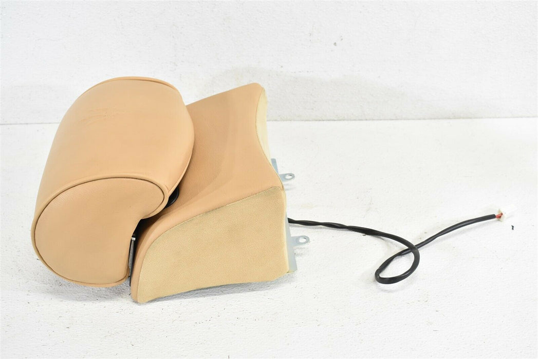 2003-2012 Maserati Quattroporte Seat Headrest Rear Center Head Rest OEM 03-12