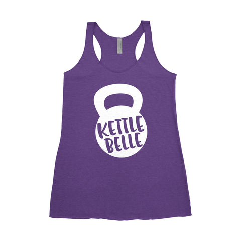 Small Kettle Belle Tank - Ready to Ship