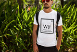 WTF - Men's Triblend T-shirt