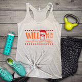 Will Run for Pumpkin Spice Lattes - Women's Triblend Tank Top