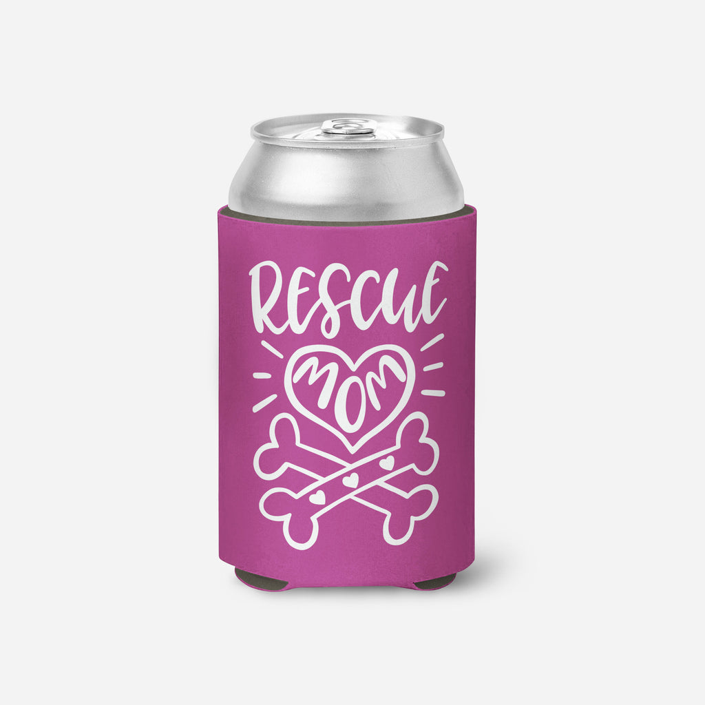 Rescue Mom Can Cooler