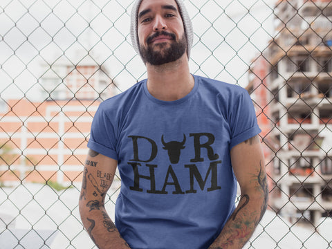Durham, North Carolina - Men's Triblend Tshirt