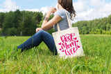 Best Mom Ever - Cotton Tote Bag - Mother's Day Gift
