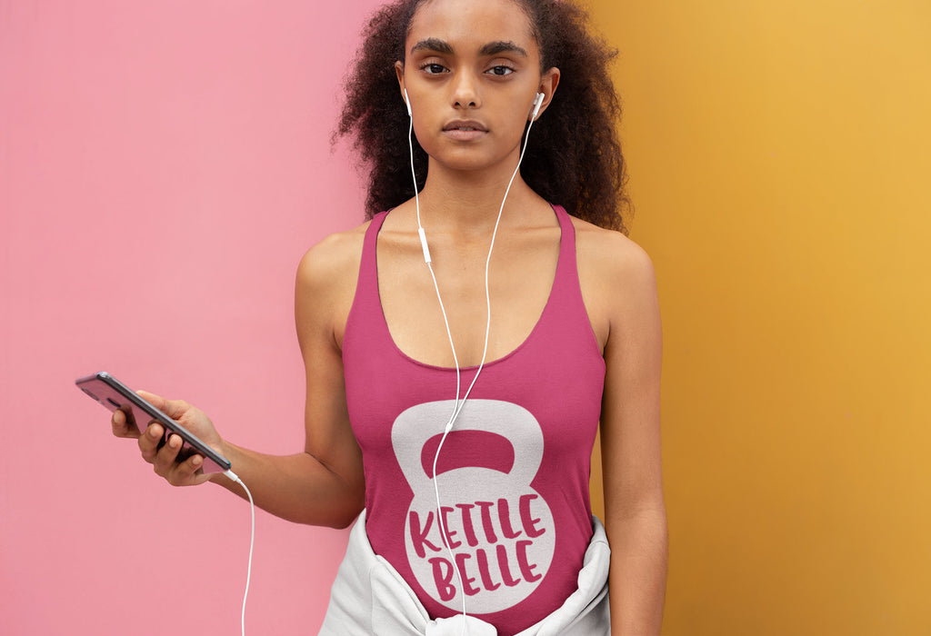 Kettle Belle - Women's Triblend Tank Top