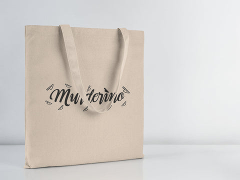 Murderino - Canvas Tote Bag