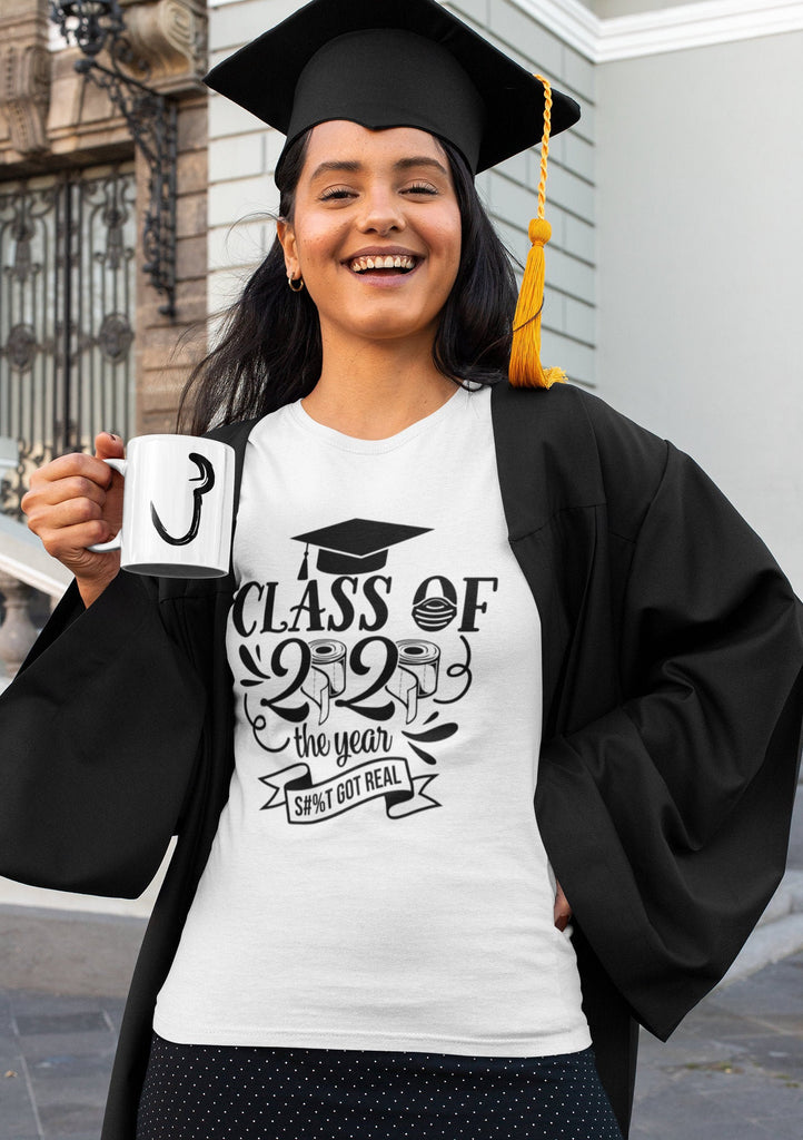 Class of 2020 Graduation Shirt - Women's Triblend Tshirt