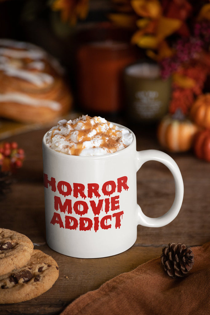 Horror Movie Addict - Horror Movie Mug