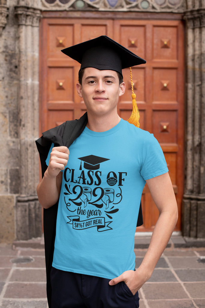 Class of 2020 Graduation Shirt - Men's Triblend Tshirt