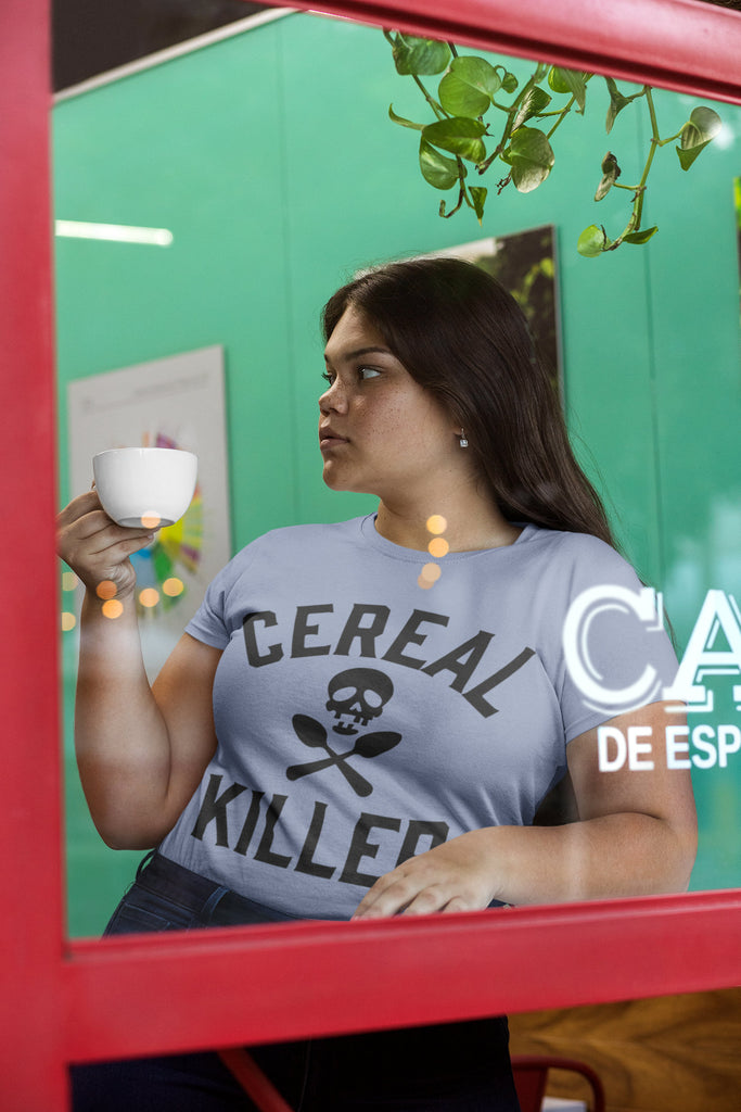 Cereal Killer - Plus Size Women's Triblend Tshirt