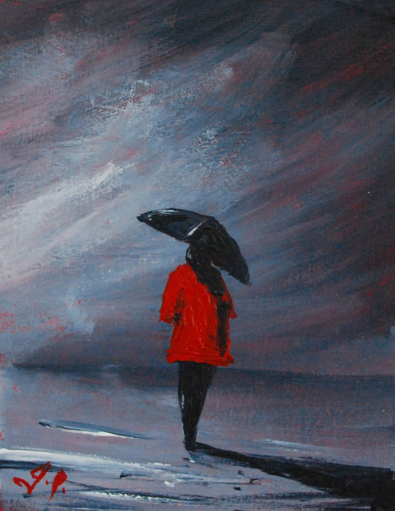 Red Coat Art
