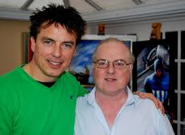 John Barrowman & J P McLaughlin