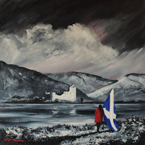 Kilchurn Red Coat, J P McLaughlin