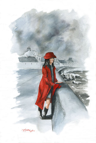Port Patrick Red Coat