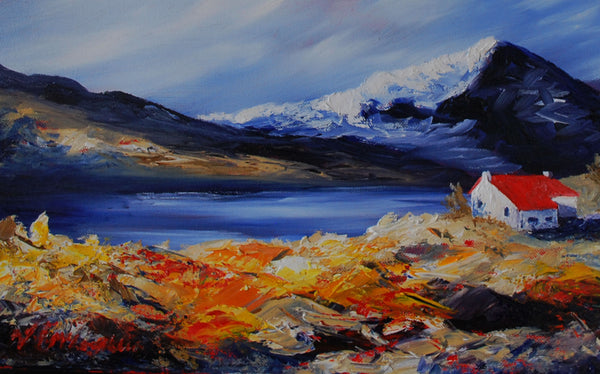 The Bothy by J P McLaughlin