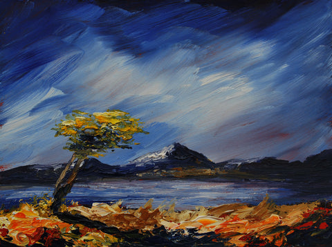 The Highlands, J P Mclaughlin art