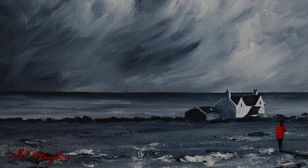 Appin Red Coat Cottage by the sea