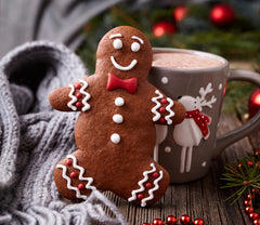 sassy gingerbread girl power gifts
