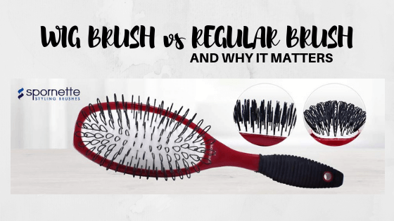 Wig Brush vs Regular Brush and Why It Matters