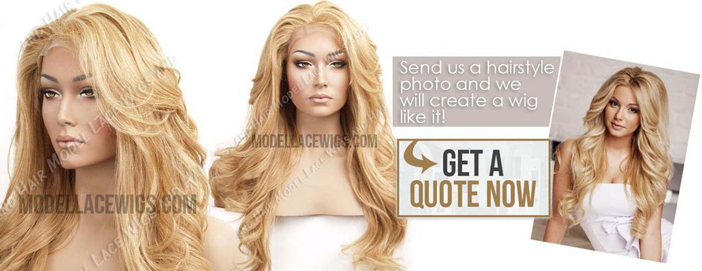 Custom Lace Wig Quote