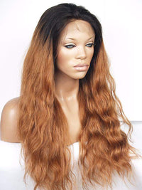 Custom Full Lace Wig (Rachel) Item#: 1050 HDLW