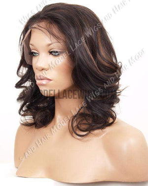 Full Lace Wig (Chantal) Item#: 1564-Model Lace Wigs and Hair