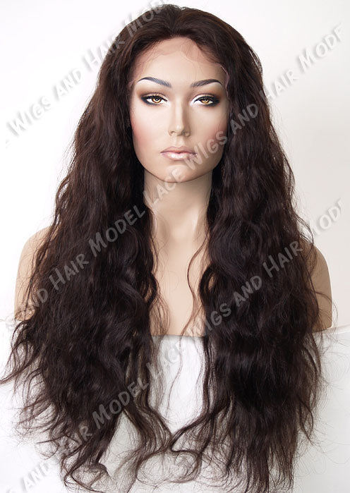 Custom Lace Front Wig (Abigail) Item# F160 HDLW