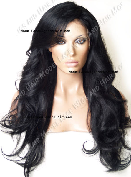 Lace Front Wig (Carol)