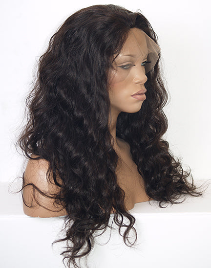 Full Lace Wig (Haidee) LUXE Item#: 2389