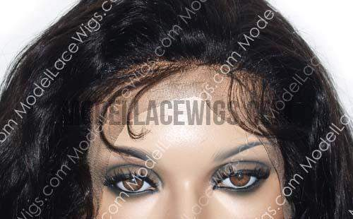 Full Lace Wig (Jacee) Item#: 240-Model Lace Wigs and Hair