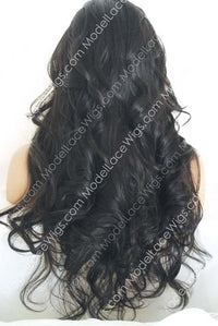 Full Lace Wig (Keely) Item#: 252-Model Lace Wigs and Hair